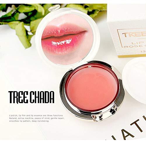 Amazon com : Thailand TREECHADA Lip Mask, Rose Oil Repair
