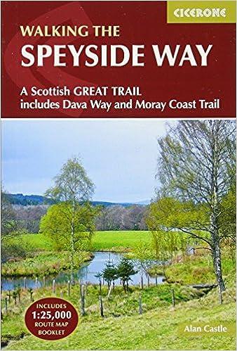 Speyside Way guidebook