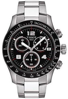 tissot-mens-t0394171105700-tissot-v8-black-chronograph-dial-watch