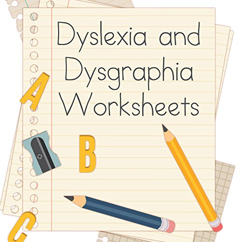 Amazon.com : Dyslexia and Dysgraphia Worksheets for Teachers USB ...