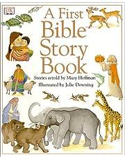 DK Read & Listen: First Bible Story Book (DK Read & Listen)