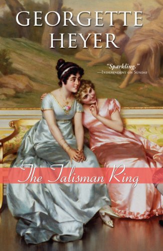 The Talisman Ring (Thorndike Press Large Print Clean Reads)