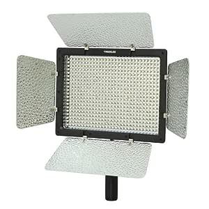 Yongnuo YN600 - Foco LED para estudio, compatible con cámaras ...