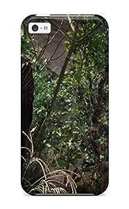 Ideal AmandaMichaelFazio Case Cover For Iphone 5c(maleficent Scene), Protective Stylish Case