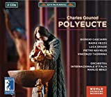 Gounod: Polyeucte [Manilo Benzi; Giorgio Casciarri; Luca Grassi] [Dynamic: CDS7655/1-2]