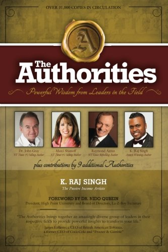 The Authorities - K. Raj Singh: Control Money Before Money Controls You!
