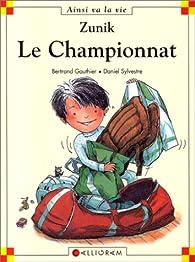 Le championnat par Bertrand Gauthier