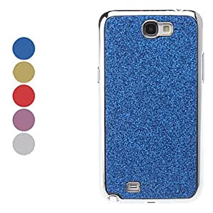 Buy Exquisite Design Shining Hard Case for Samsung Galaxy Note2 N7100 , Gold