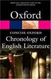 The Concise Oxford Chronology of English Literature, Michael Cox, 0198610548