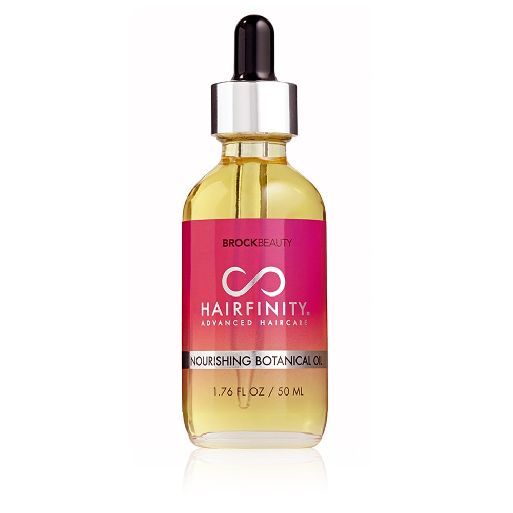 Brock Beauty Hairfinity Nourishing Botanical Oil
