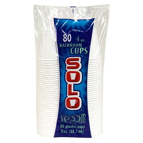 Amazon com  Solo Plastic Bathroom Cups  3 Ounce Cups  Pack of 12   Health    Personal Care. Amazon com  Solo Plastic Bathroom Cups  3 Ounce Cups  Pack of 12