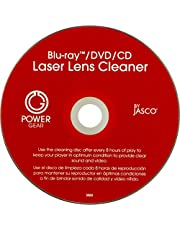 POWER GEAR 33628 Laser Lens Cleaner for CD, DVD & Blu-ray