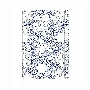 Deluxe Blue and White Porcelain pattern Hard Plastic Phone Case Cover for Samsung Galaxy S3 I9300 Case