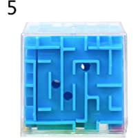 FnieYxiu Educational Toys, 3D Cube Puzzle Maze Toy Hand Game Case Box Brain Teaser Kids Educational Gift