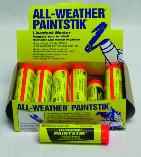 All-Weather Paintstik Livestock Marker