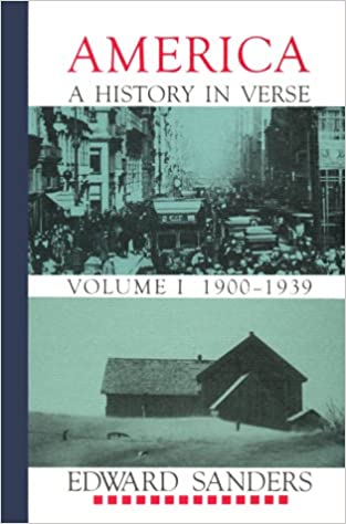 Book America: 1900-1939 v.1: A History in Verse: 1900-1939 Vol 1