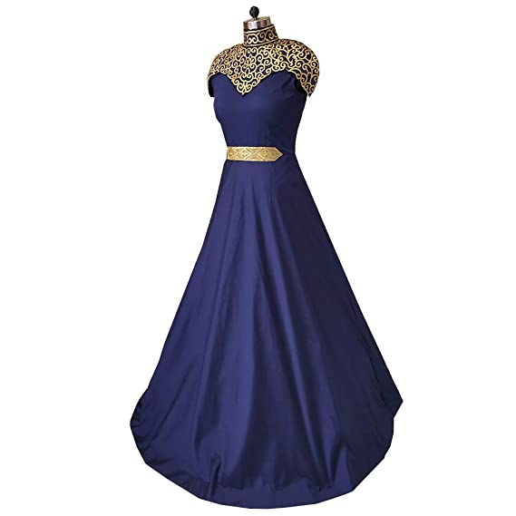 Image result for navy blue gown