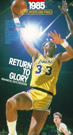 Los Angeles Lakers 1985 - Return to Glory [VHS]
