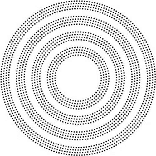 (Poppystamps - Dies - Pinpoint Rings (2080))