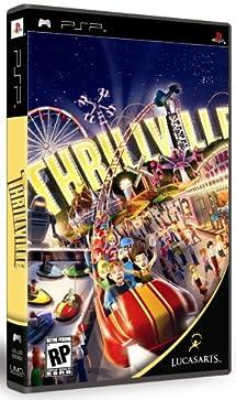 Thrillville - Sony PSP