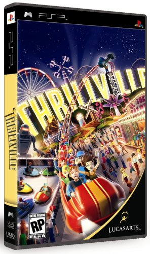 Thrillville - Sony PSP by LucasArts