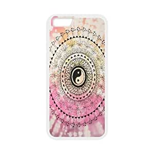 """ying yang Design Discount Personalized Hard Case Cover for iPhone6 Plus 5.5"""", ying yang iPhone6 Plus 5.5"""