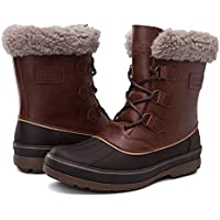 globalwin chamarra Impermeable Invierno Botas
