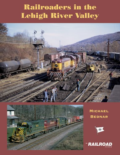 Railroaders in the Lehigh River ()