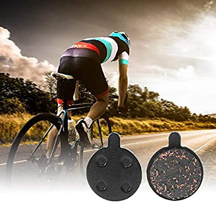 2 Pair Brake Pads Ceramic Disc For BIKEIN Road Bike Cycling Repair Tool Parts