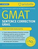 GMAT Sentence Correction Grail, Aristotle Prep, 9350872846