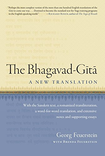 The Bhagavad-Gita: A New Translation