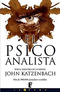 El psicoanalista par Katzenbach