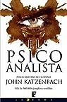El psicoanalista par John Katzenbach