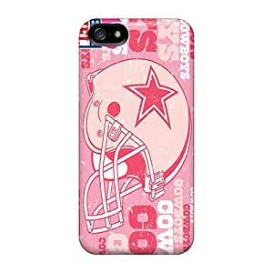 High-quality Durable Protection Cases For Iphone 5/5s(dallas Cowboys)
