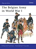 The Belgian Army in World War I (Men-at-Arms)