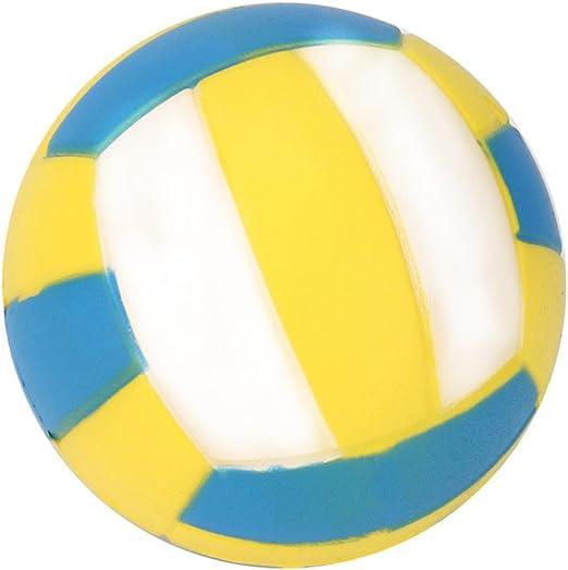 Yanhoo - Juguetes de descompresión con aroma a crema de voleibol y ...
