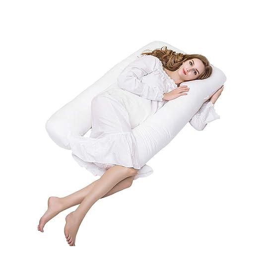 Outad - Almohada de embarazo y lactancia en forma de U ...