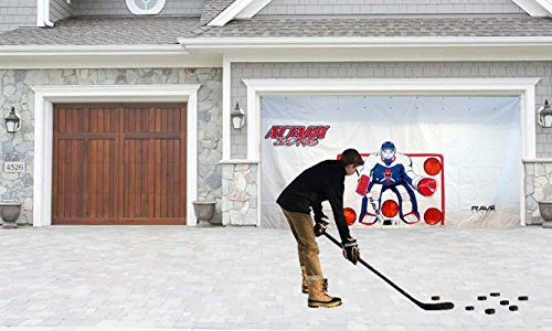 RAVE Sports Attack Zone 16' x 8' Hockey Shooting Tarp by RAVE Sports (Image #4)
