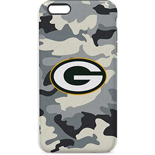 (Skinit Green Bay Packers Camo iPhone 6/6s Plus Pro Case - Officially Licensed NFL Phone Case Pro, Scratch Resistant iPhone 6/6s Plus Cover)
