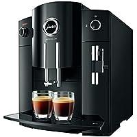 Jura Impressa C60–Kaffeevollautomat (freistehend, Schwarz, Kaffeebohnen, Kaffee, 15bar, vertikal)