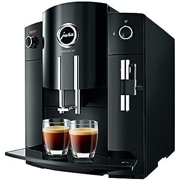 מסודר Amazon.com: Jura-Capresso Impressa F9 Fully Automatic Coffee and TM-72