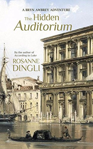 Book: The Hidden Auditorium by Rosanne Dingli