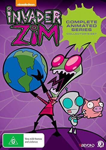 Invader Zim : Collector's Set   Series Collection