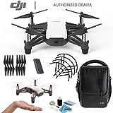 DJI Tello Quadcopter Drone Starters Kit, Powered by DJI