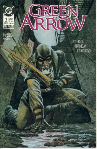 Green Arrow #2 : Hunter's Moon (DC Comics)