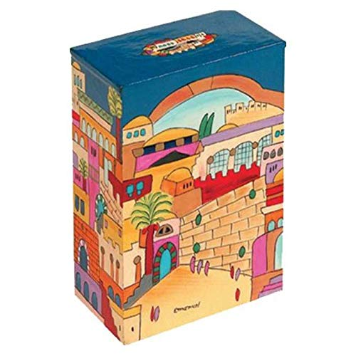 Jerusalem-Designed-Rectangular-Wooden-Tzedakah-Charity-Box