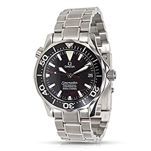 Omega Seamaster automatic-self-wind mens Watch 2262.50.00 (Certified Pre-owned)