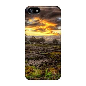 Mwaerke Snap On Hard Case Cover Beautiful Wetls Lscape Hdr Protector For Iphone 5/5s