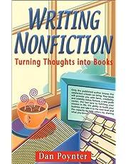 Writing Nonfiction