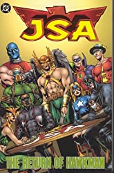 JSA: The Return of Hawkman - Book 03